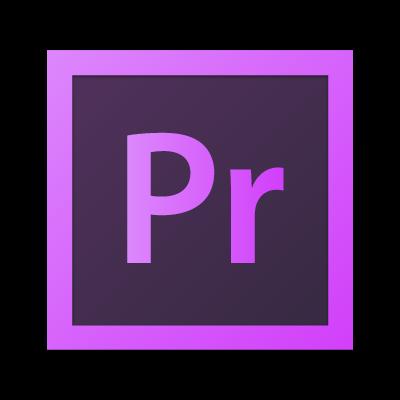 Premiere Pro CS6 vector logo