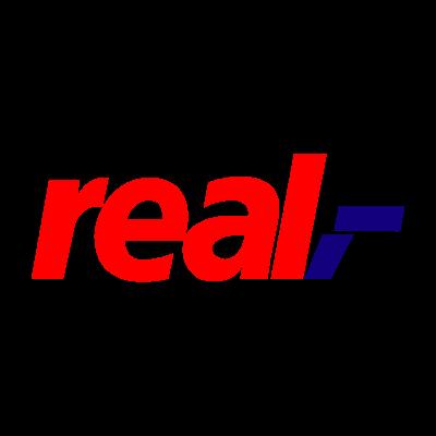 Real vector logo