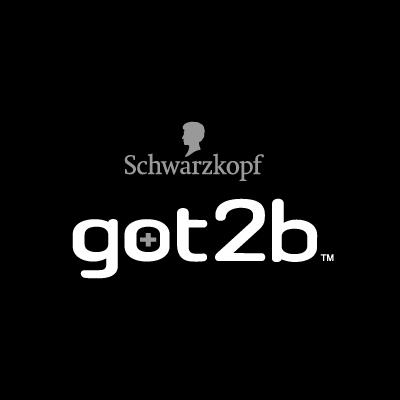 Schwarzkopf got2b Black logo