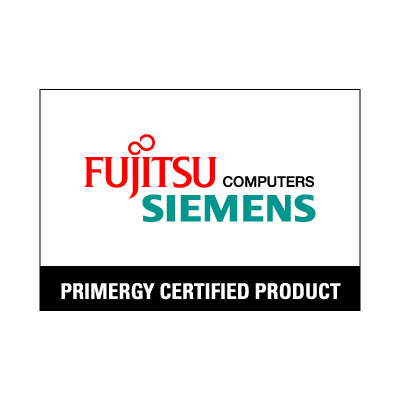 Siemens Primergy Certified Product vector logo