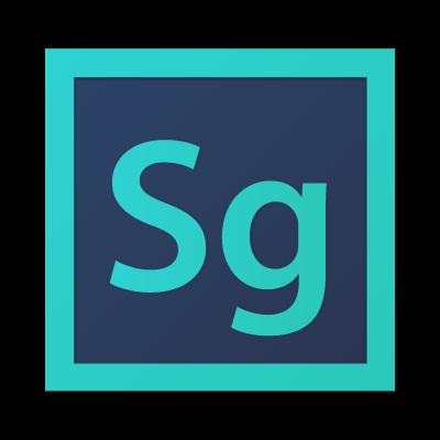 SpeedGrade CS6 vector logo