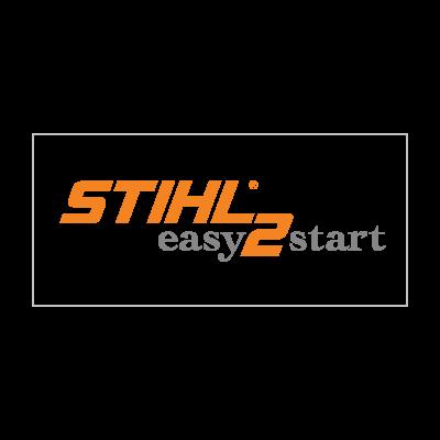 Stihl easy 2 start vector logo