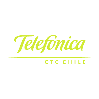 Telefonica CTC Chile vector logo