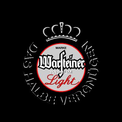 Warsteiner Premium Light 2004 vector logo