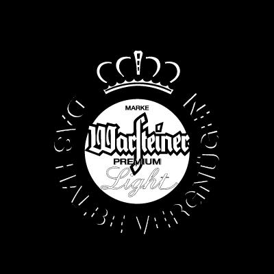 Warsteiner Premium Light vector logo