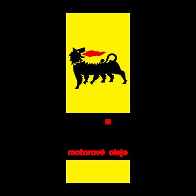 Agip Motor oil vector logo