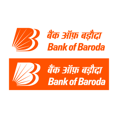 Bank of Baroda BoB vector logo