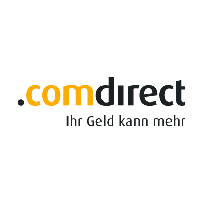 Comdirect bank vector logo