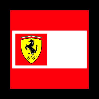 Ferrari Team 2004 vector logo