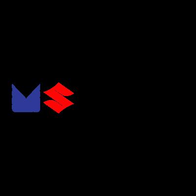 Maruti Suzuki India vector logo