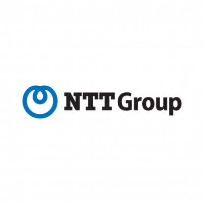 NTT Group logo vector