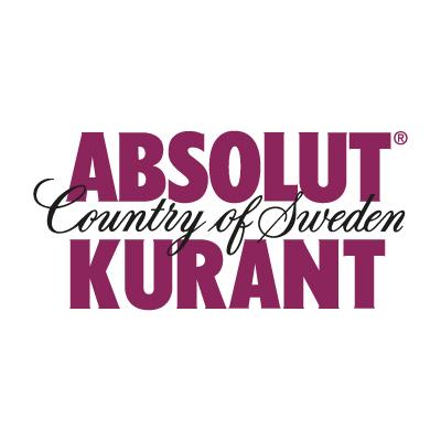 Absolut Kurant logo vector - Logo Absolut Kurant download