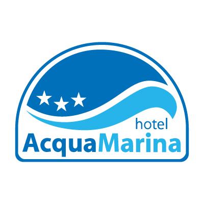 Acquamarina hotel logo vector - Logo Acquamarina hotel download