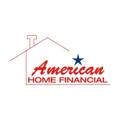 American Home Financial logo vector - Logo American Home Financial download