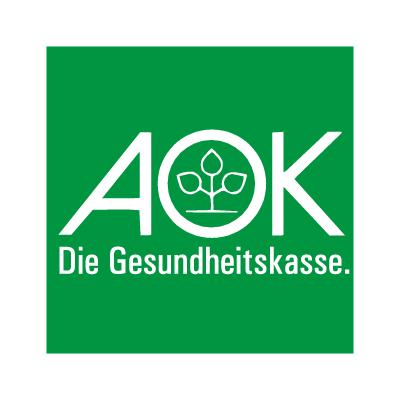 AOK logo vector - Logo AOK download