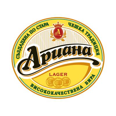 Ariana Beer logo vector - Logo Ariana Beer download