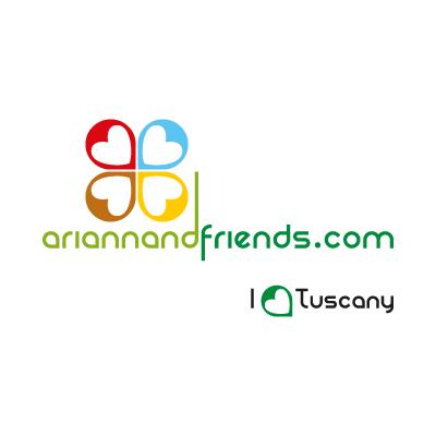 Arianna & Friends logo vector - Logo Arianna & Friends download
