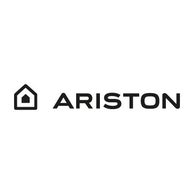 Ariston Black logo vector - Logo Ariston Black download