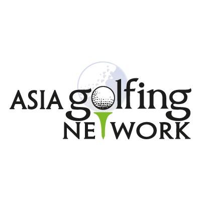 Asia Golfing Network logo vector - Logo Asia Golfing Network download