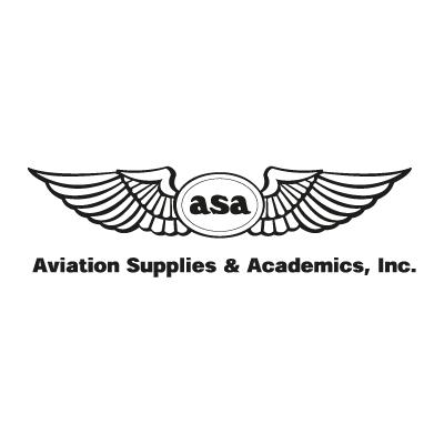 Aviation Supplies & Academics logo vector - Logo Aviation Supplies & Academics download