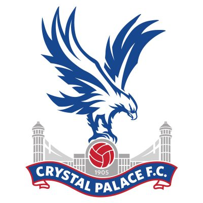 Crystal Palace FC logo vector - Logo Crystal Palace FC download