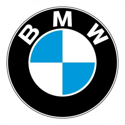 BMW Flat logo vector - Logo BMW Flat download