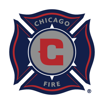 Chicago Fire logo vector - Logo Chicago Fire download