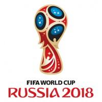 FIFA World Cup 2018 logo vector - Logo FIFA World Cup 2018 logo vector download