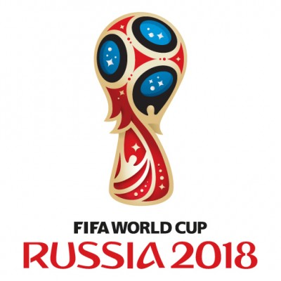 FIFA World Cup 2018 logo vector - Logo FIFA World Cup 2018 logo vector download