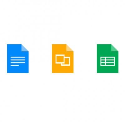 Google Docs vector icons - Logo Google Docs download