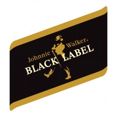 Johnnie Walker Black Label vector - Logo Johnnie Walker download