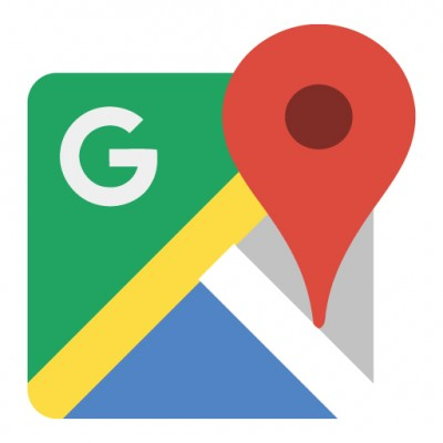 New Google Maps logo vector - Logo New Google Maps download