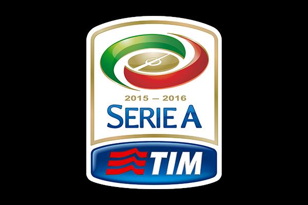 Serie A Club logos vector