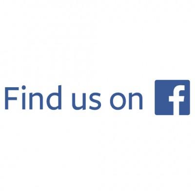 Find Us On Facebook logo vector download
