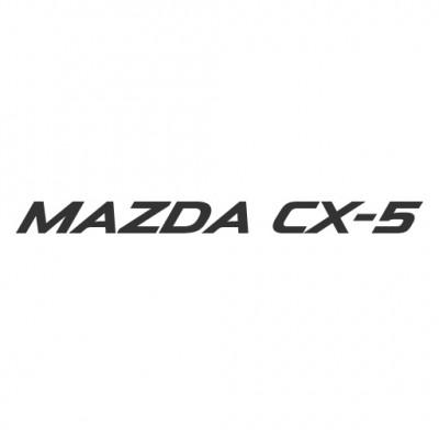 Mazda CX-5 logo vector download