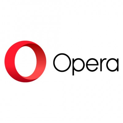 Opera logo 2015 vector download