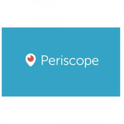 Periscope logo vector download