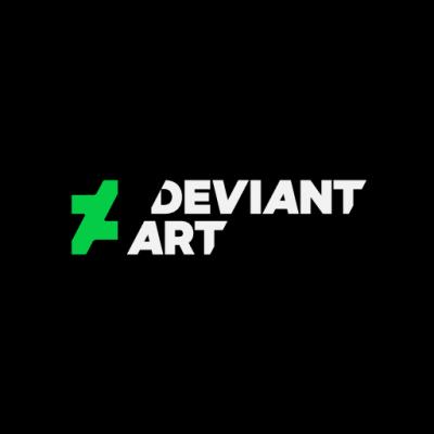 DeviantArt logo vector download