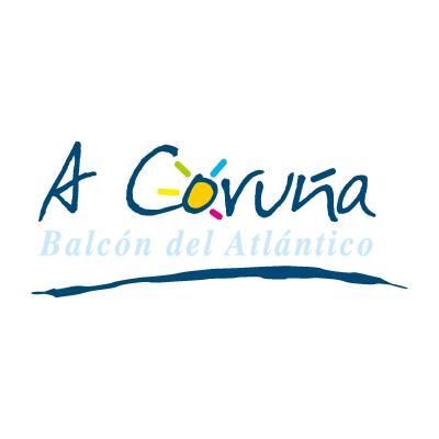 A Coruna logo vector - Logo A Coruna download