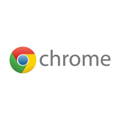 Google Chrome logo vector download