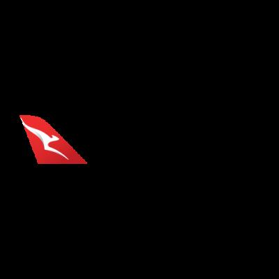 Qantas logo vector