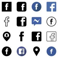 facebook-icons-vector