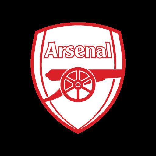 Arsenal FC logo vector
