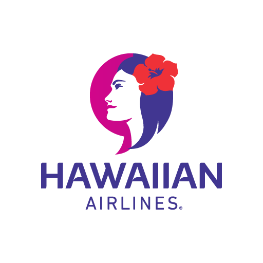 Hawaiian Airlines logo vector