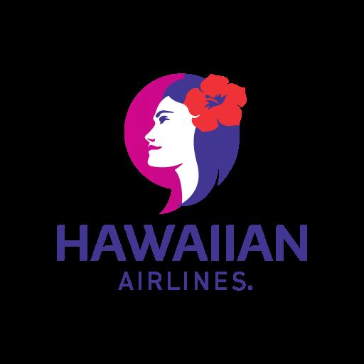 Hawaiian Airlines logo vector