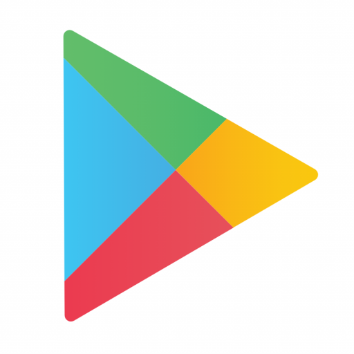 Google Play Store logo SVG