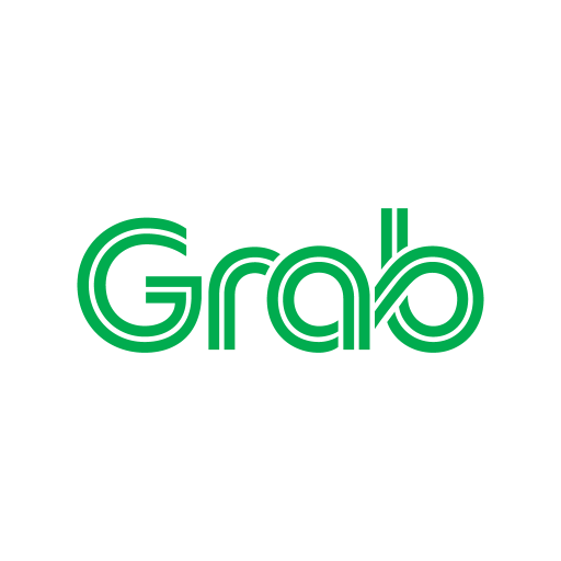 Grab logo vector