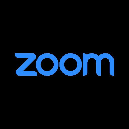 Zoom logo vector