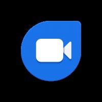 Google Duo icon vector