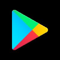 Play Store logo vector